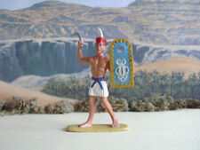 Painted Plastic Egyptian Pre-1500 Toy Soldiers