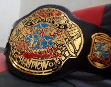 ECW World heavyweight wrestling Championship Belt Replica Gold Plated 4MM Thick