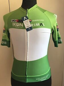Colorado Classic Cycling Jersey HELIX Racing Series PRIMAL Race Cut Sz M