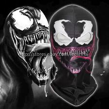 Spider Man 3 Venom mask The Amazing Spider Man  mask  Venom cosplay Halloween