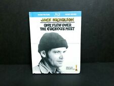 One Flew Over The Cuckoo's Nest Digibook (Blu-ray, 2008) OOP & Rare. Nicholson