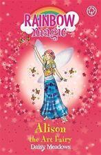 """RAINBOW MAGIC """"ALISON"""" The Art Fairy - School Days Fairies, Book 2 By DAISY MEA"""