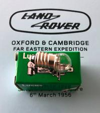 Land Rover Series 1/2/3 Dash Bulb x1