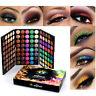 120 Farben Lidschatten Eyeshadow Kosmetik Matt Schminke Palette I5W5 Makeup A3E4