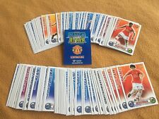 MATCH ATTAX EXTRA 2008 2009 COMPLETE BASE SET 92 FOOTBALL CARDS 08 09