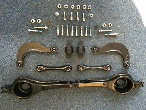 FORD FOCUS MK1 REAR COMPLETE SUSPENSION KIT HIGH QUALITY 1998 - 2005