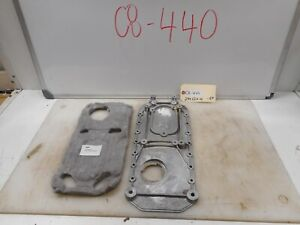 2005 LAND ROVER LR3 AUTOMATIC SHIFTER COVER PLATE W/ INSULATION JCC500081