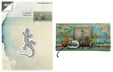 JOYCRAFTS Präge- Stanzschablone Tiere EIDECHSE Lizard Gecko 6002-0959
