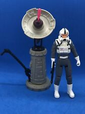 STAR WARS ROTS ARC-170 CLONE PILOT LOOSE COMPLETE