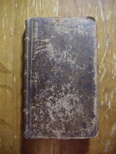 THE WORKS of MOLIERE VOL. 2 The Miser & Romantick Ladies FRENCH & ENGLISH 1755