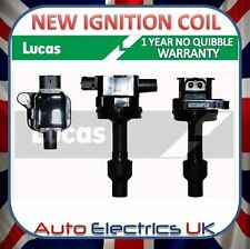VOLVO IGNITION COIL PACK NEW LUCAS OE QUALITY