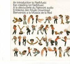 (FP938) An Introduction To NetMusic - Sony CD-ROM