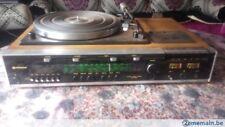 tourne Disque 33 tours radio cassette