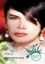 Sezen Aksu Kaybolmayan Yillar Arsiv Serisi Vol. 3 Turkish Pop Music 6 Disk