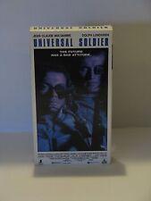 Universal Soldier (VHS, 1992)