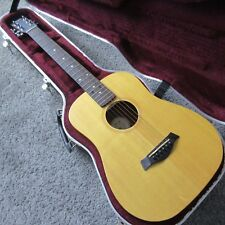 """NEW TAYLOR """"BABY"""" 301 ACOUSTIC 3/4 GUITAR USA STRUNG LEFT HANDED LH LEFTY W/CASE"""