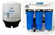RO Light Commercial Reverse Osmosis Water Filter System 400 GPD- Booster Pump-B