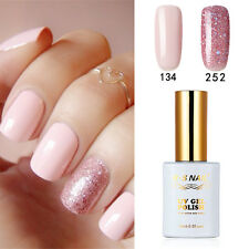 2 PIECES RS 134_252 Gel Nail Polish UV LED Varnish Soak Off 0.5oz New Stock