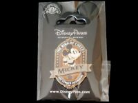 Disney Vintage Series - Mickey Mouse - King of Cheers Leader of Laughs Pin