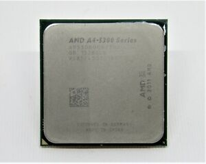 AMD A4-Series A4-5300B 3400 MHz - AD530BOKA23HJ Socket FM2