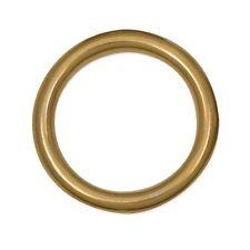 "Solid  Brass Ring 1-1/2"" 1179-04"