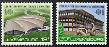 Timbres / Stamp LUXEMBOURG Yvert et Tellier n°1124 à 1125 nsg (cyn10)