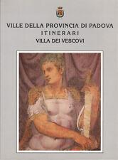 VILLE DELLA PROVINCIA DI PADOVA ITINERARI VILLA DEI VESCOVI LUVIGLIANO