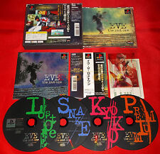EVE THE LOST ONE Ps1 Japan Version ○ COMPLETO - C6