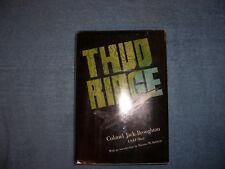 Thud Ridge by Col. Jack Broughton/1st. Ed./Hcdj/Miltary/War/Viet Nam War 1961-75