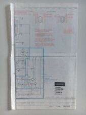 Original Stromlaufplan / Current Run Plan: Grundig T 5000