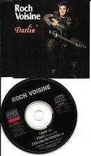 MAXI CD ROCH VOISINE DARLIN' 3 TITRES DE 1990 TBE