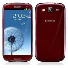 Samsung Galaxy S III - 16GB - Garnet Red (AT&T) Smartphone