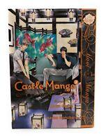 Castle Mango, Vol. 1 by Ogura/Konohara, Yaoi English Manga (OOP/Rare)