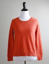 THEORY $265 Abner 100% Cashmere Soft Knit Pullover Sweater Top Size Petite
