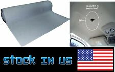 Automobile Headliner Upholstery Foam Backing Fabric Replace /Repair Shedding