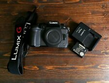 Panasonic LUMIX G85 16.0MP Digital Camera - Black (Body Only)