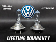 Stock Fit Headlight Bulb for VW Jetta 2005-2017 Low and High Beam Set of 2