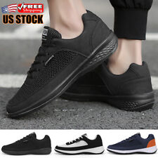 Men's Sports Running Shoes Outdoor Casual Tennis Sneakers Athletic Jogging Gym