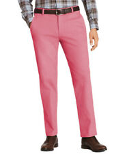 Brooks Brothers Mens Pink Clark Fit Vintage Washed Chino Pants  36W x 30L 8599-3