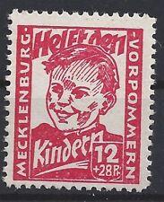 Ar207)) M. Vorpommern Mi 28 b ** IMPECCABLE BPP examiné, Mi 80 €