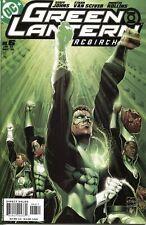 Green Lantern Rebirth #6 NM- 9.2