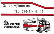 Telefoonkaart / Phonecard Nederland CRE025 ongebruikt - Henk Lubbers