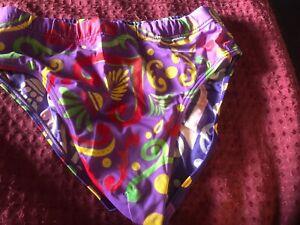 Versace Men's Brief/Bikini Swimwear-XL