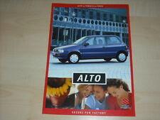 46375) Suzuki Alto Prospekt 09/1999