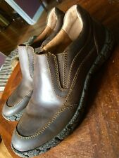 Men's Born Axley Slip On Full Grain Leather Casual Shoes Size 8 H13222