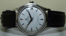 VINTAGE CYMA Automatic CYMAFLEX Date Mens WRIST Watch S117 Old Used Antique