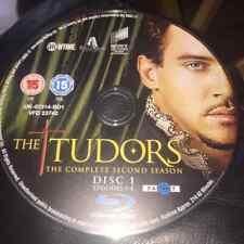 the tudors season 2 blu ray DISC 1 ONLY NO CASE
