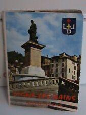 Dépliant de 10 photos de la ville de Digne-Les-Bains – 04 - Alpes de Provence