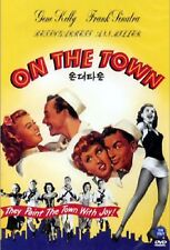 ON THE TOWN (1949) DVD - BRAND NEW - ALL REGION - GENE KELLY FRANK SINATRA