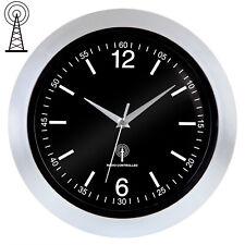 Wanduhr Funkuhr Funkwanduhr Küchenuhr Funk Wand Uhr Analog lautlos Modern 30cm